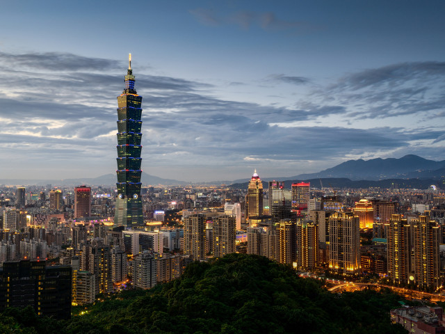Taipei is the capital of the country of Taiwan.